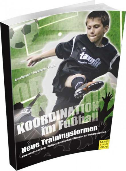 """Buch: Buschman u.a. """"Koordination im Fußball"""""""