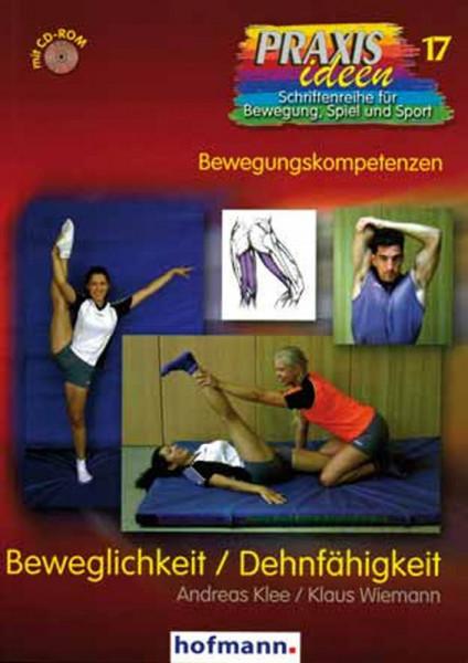 """Buch: Dr. Klee / Prof. Wiemann """"2BEWEGLICHKEIT / DEHNFÄHIGKEIT"""""""