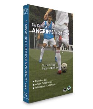 DVD: Die Kunst des Angriffsfußball 3