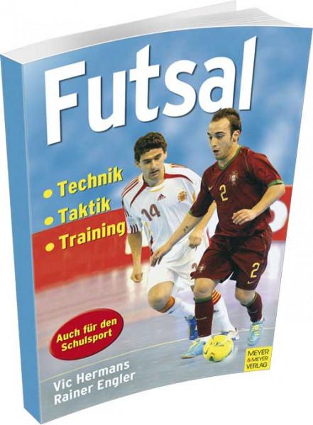 "Buch: Hermans/Engler ""Futsal"""