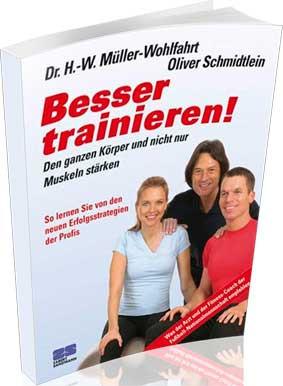 Buch: Dr. Müller Wohlfahrt »DIE NEUE KRAFT DER BEWEGUNG«