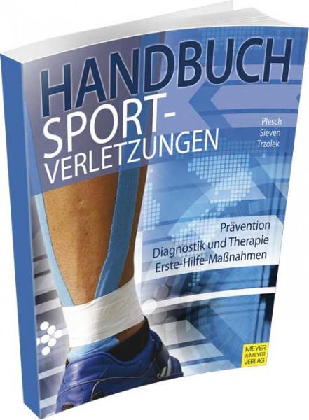 """Buch: Plesch/Sieven/Trzolek """"Handbuch Sportverletzungen"""""""
