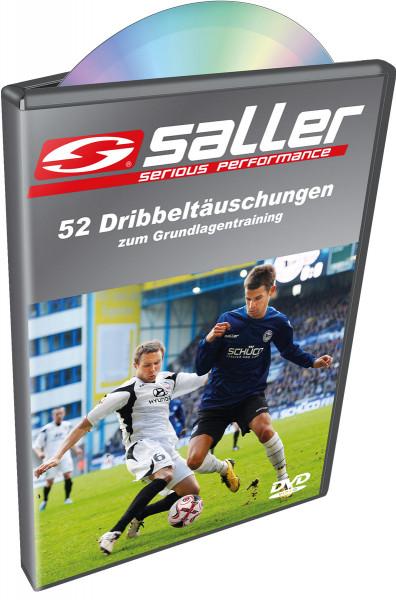 """DVD """"52 Dribbeltäuschungen - zum Grundlagentraining"""""""