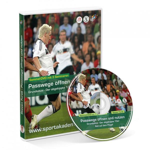 Sammel-DVD: »Passwege öffnen und nutzen (Seminar 1-3)«