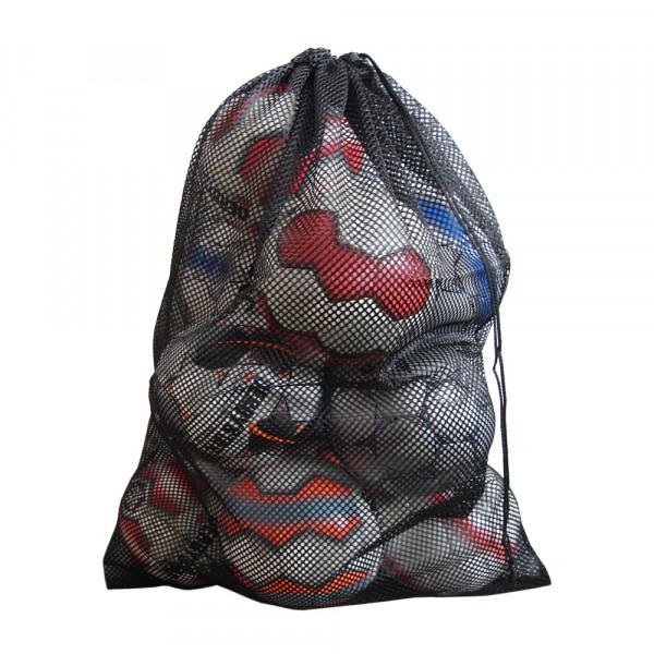 Überraschungs Ballpaket Derbystar / Select 10 Bälle + Ballnetz