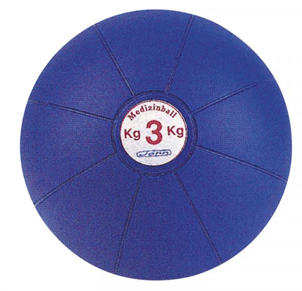 Medizinball 3kg, 19 cm Durchmesser