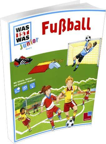 Buch: Was ist Was »Fußball Junior«