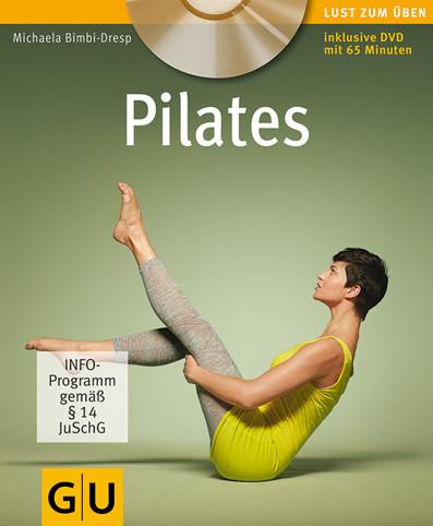 """Buch mit DVD: Michaela Bimbi-Dresp """"Pilates"""""""