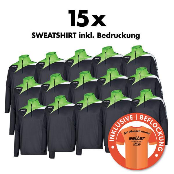 Trainingstop »sallerReactiv« Sponsorangebot