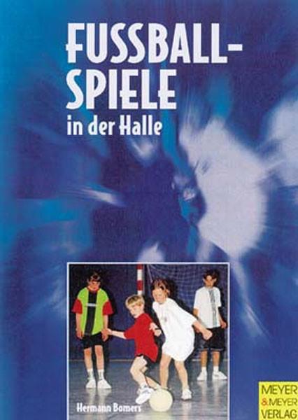 """Buch: Hermann Bomers """"Fußballspiele in der Halle"""""""