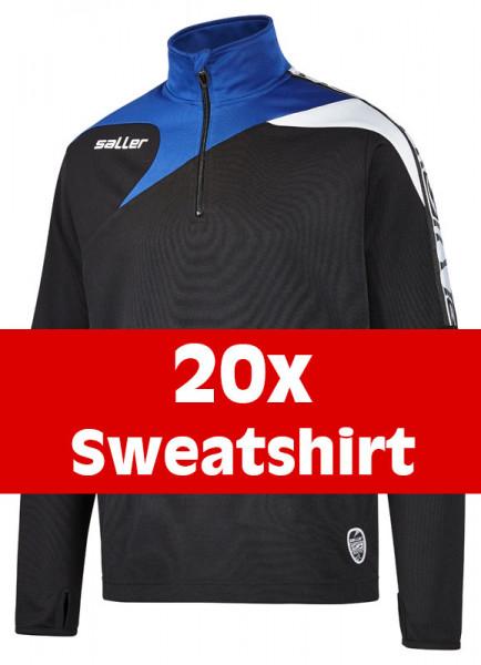20x Sweatshirt »sallerReactiv«