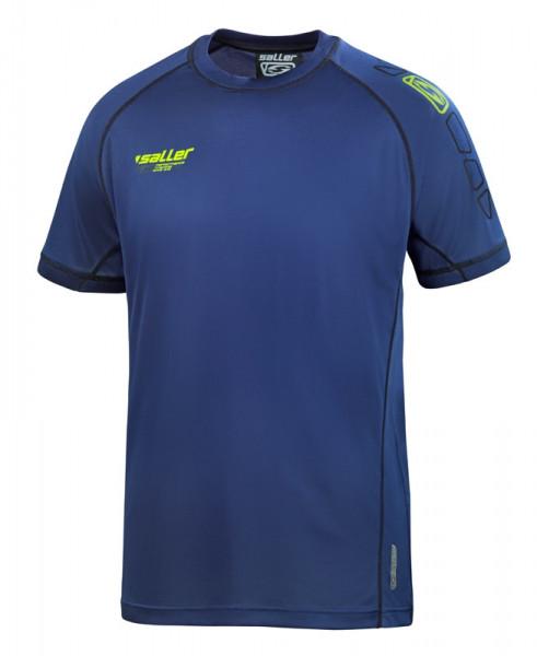T-Shirt »sallerBasicLine«