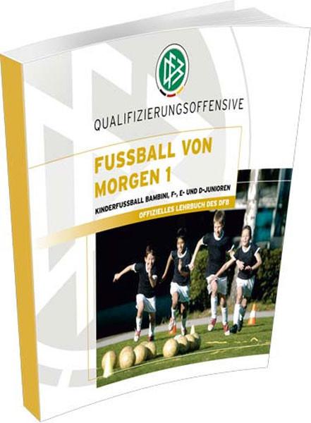 Buch Philippka »FUSSBALL VON MORGEN 1«