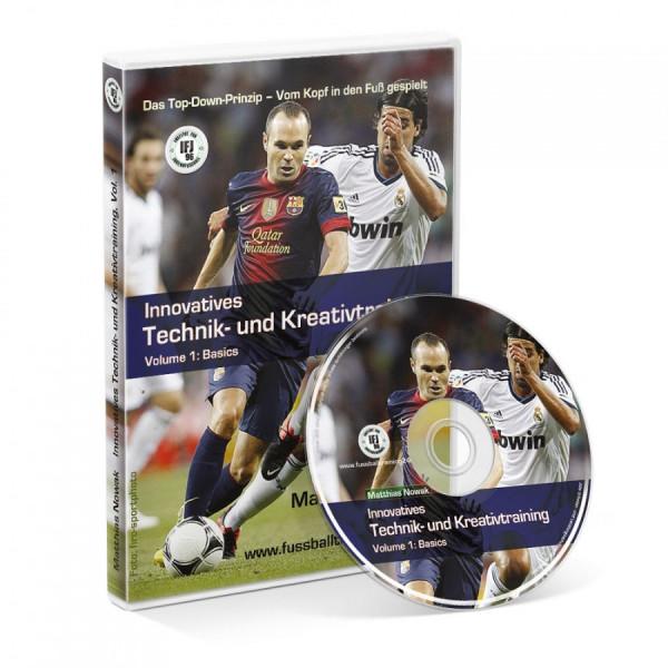 DVD: »Innovatives Technik- und Kreativtraining«