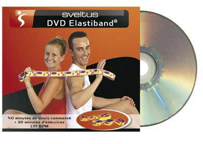 DVD für Elastikband
