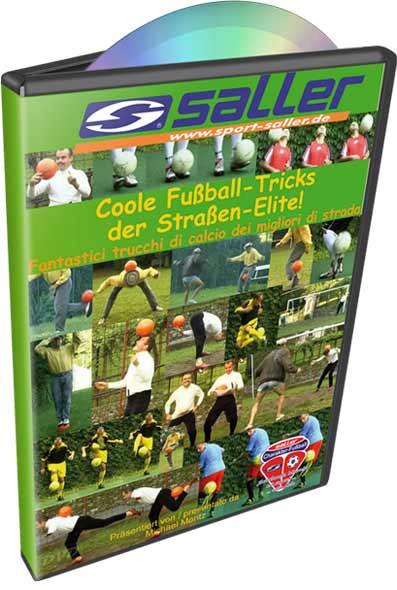 DVD Coole Fußball-Tricks der Straßen-Elite