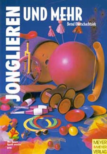 Buch: Bernd Oberschachtsiek »Jonglieren und mehr«