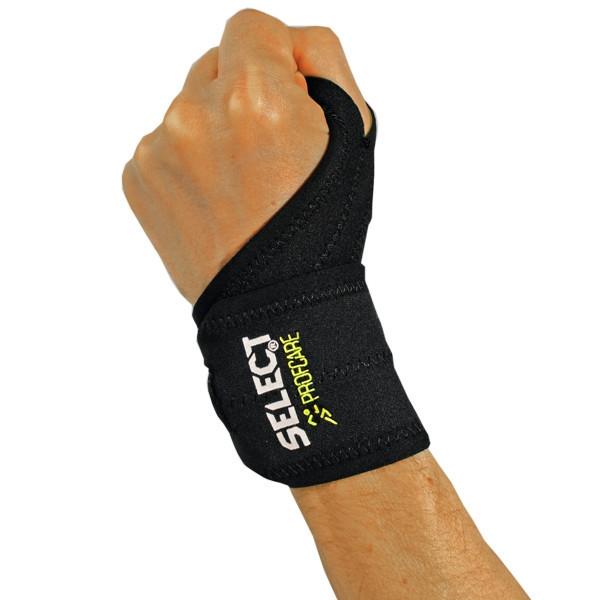 Select »Handgelenkbandage«