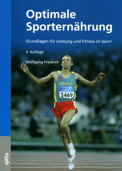"""Buch: Wolfgang Friedrich """"Optimale Sporternährung"""""""