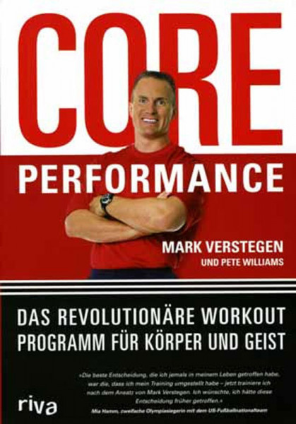 Buch: Mark Verstegen »CORE Performance«