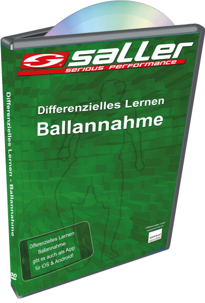 "DVD ""Differenzielles Lernen - Ballannahme"""