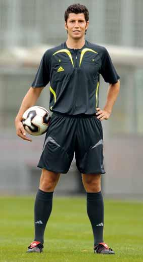 Adidas Schiedsrichtertrikot NEW REFEREE JSY Langarm
