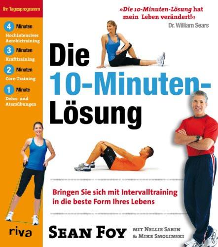 """Buch: Sean Foy """"Die 10-Minuten-Lösung"""""""