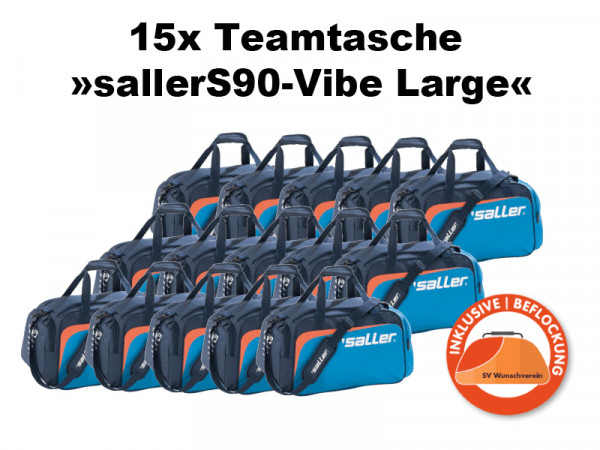 Teamtasche »sallerS90-VIBE Large« Sponsorangebot