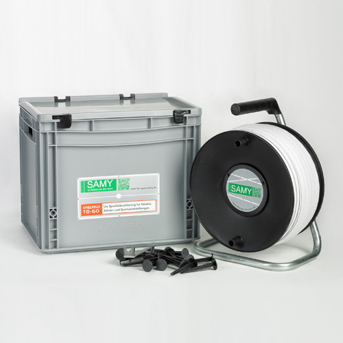 Samy - Großes System in Kunststoffbox