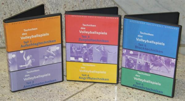 "DVD-Set ""Volleyball"""