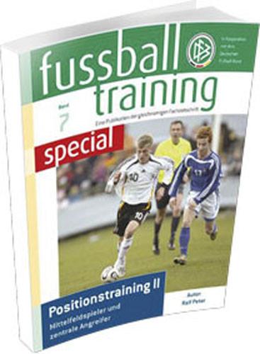 Buch: DFB »Fussballtraining SPECIAL POSITIONSTRAINING 2 BAND 7«