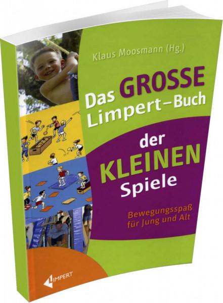 """Buch: Klaus Moosmann """"Das grosse Limpert-Buch der kleinen Spiele"""""""