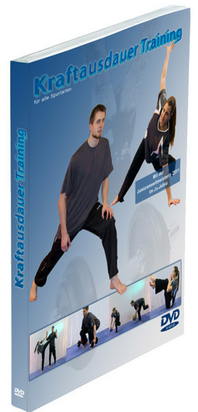DVD »Kraftausdauer Training«