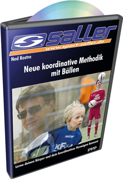 """DVD """"Neue koordinative Methodik mit Bällen"""""""