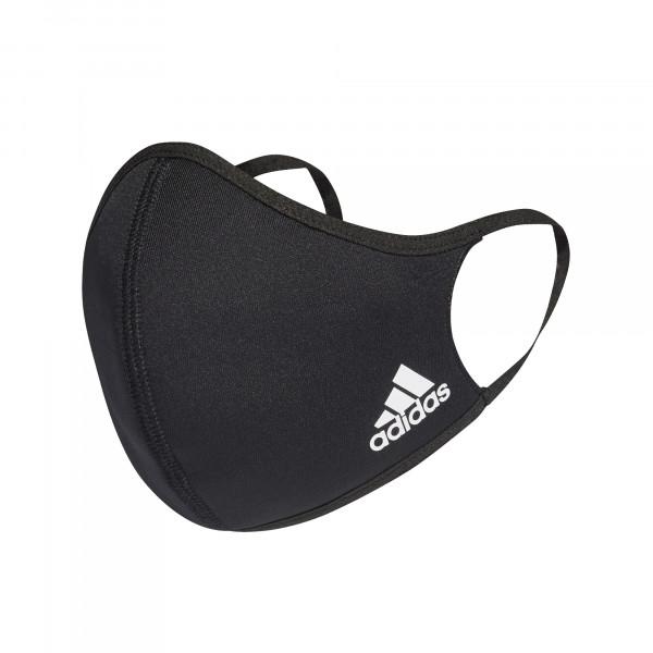 adidas 3er Pack Mund-Nasen-Maske