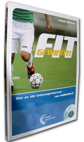 """Buch: Elmar Wienecke """"FIT GEWINNT"""" mit DVD"""