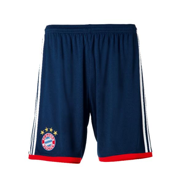 FC Bayern München Short Away 2017/2018