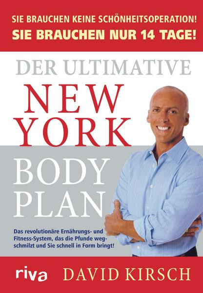 "Buch: David Kirsch ""Der ultimative New York Body Plan"""