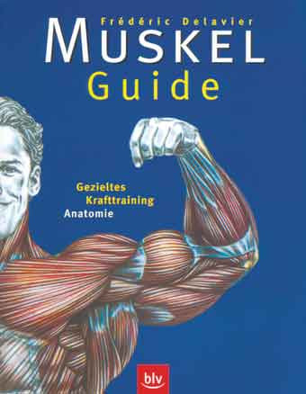 "Buch: ""Muskel Guide - Gezieltes Krafttraining"""