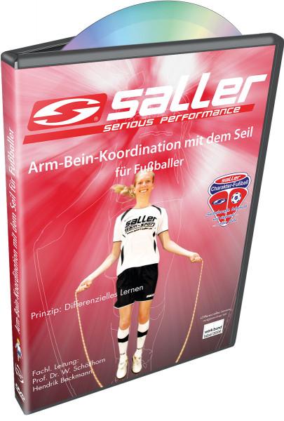 """DVD """"Arm-Bein-Koordination mit dem Seil"""""""