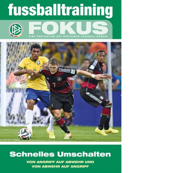 Buch: DFB Fokus »Schnelles Umschalten«