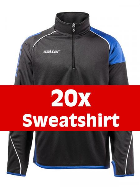 20x Sweatshirt »sallerMundial«
