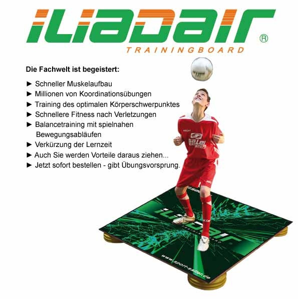 iliadair - Trainingsboard 2012