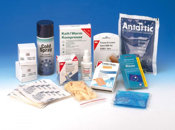 Füllung für Sanitätskoffer 3108
