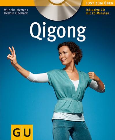 "Buch mit CD: Mertens/Oberlack ""Qigong"""