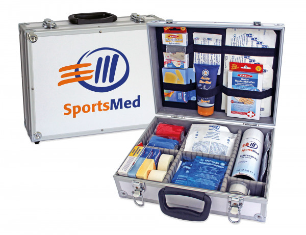 SportMed Soforthilfe Koffer