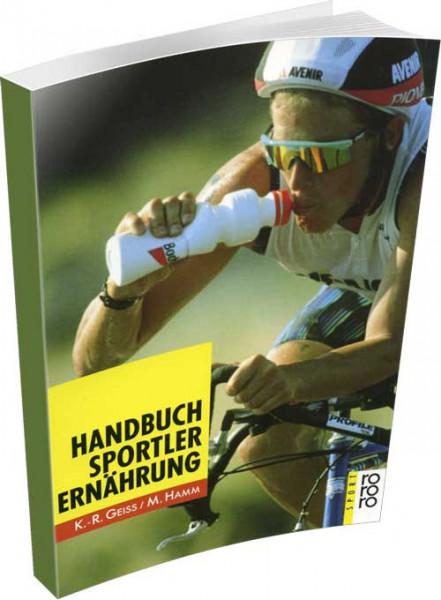 """Buch: Geiss/Hamm """"Handbuch Sporternährung"""""""