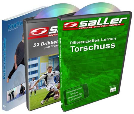 "DVD-Set ""Training & Vorbereitung"""