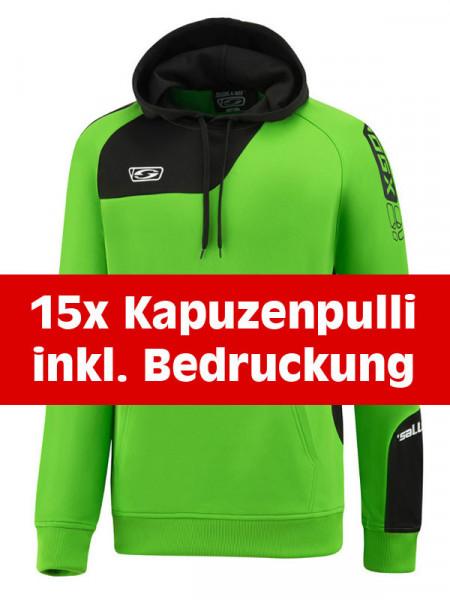 20x Kapuzenpulli »sallerIcon« Sponsorangebot