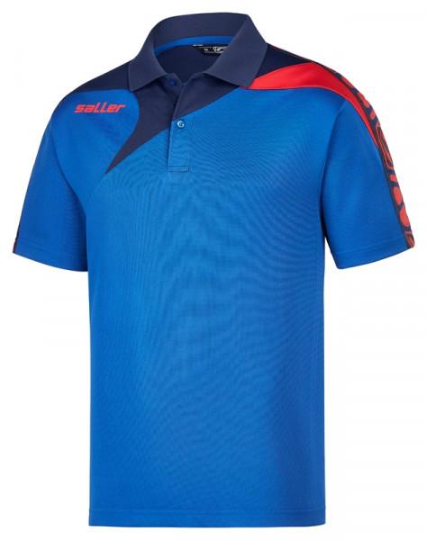 Poloshirt »sallerReactiv«